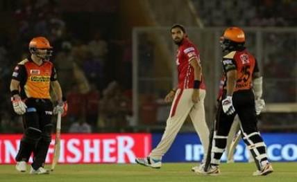 IPL: Warner, Dhawan star as Hyderabad post 207/3 vs Punjab
