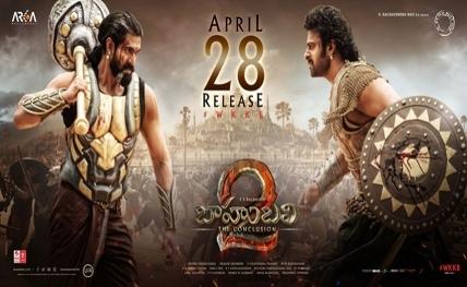 'Baahubali 2' shines in theatres pan India