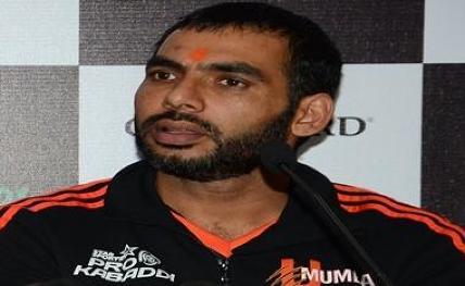 Kabaddi skipper Anup Kumar reveals recipe of successful captaincy
