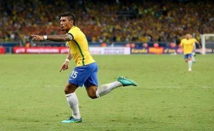 Palmeiras in bid for Brazil midfielder Diego Souza