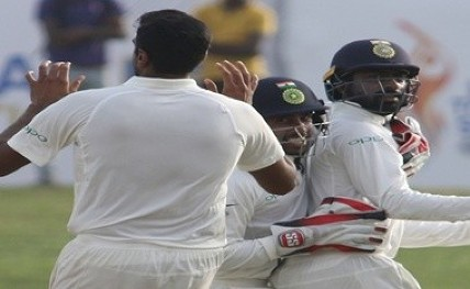 India vs Sri Lanka: Scoreboard at stumps on Day 2