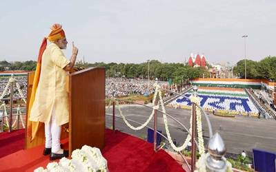 Maharashtra lawyer files plea terming PM's I-Day speech unconstitutional