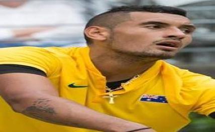 Kyrgios beats Ferrer, to face Dimitrov in final