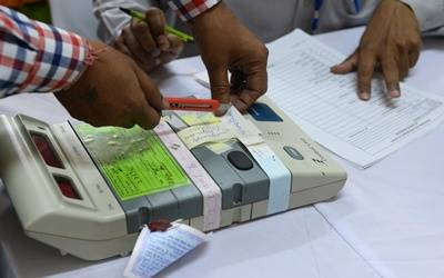 Counting of votes on for MP local body polls