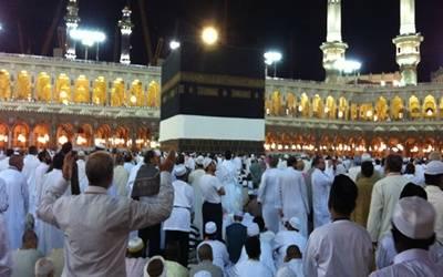 Saudi vaccinates 1.1 mn Haj pilgrims
