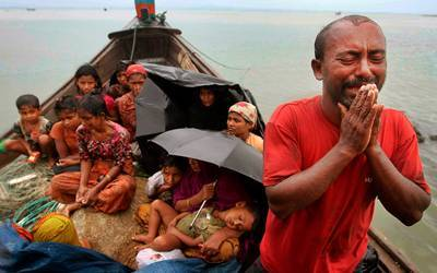 Rohingyas' repatriation to Myanmar postponed