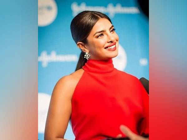 Global Icon Priyanka Chopra